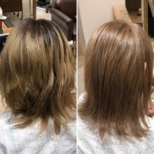 吉祥寺でダブルカラーが得意な美容室 Hair Salon Sorcier ERIのブログ 「カラーしてもらいました!!」