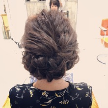 吉祥寺でヘアセットが可愛い美容室 Hair Salon Sorcier ERIのブログ 「ブライダルヘアセット☆*。」