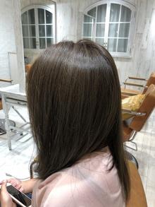 吉祥寺でカラーが可愛い美容室 Hair Salon Sorcier ERIのブログ 「アッシュグレージュ☆*。」