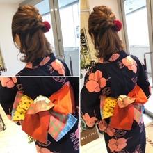 吉祥寺で着付けの出来る美容室 Hair Salon Sorcier ERIのブログ 「夏の風物詩☆*。part3」