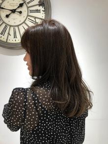 吉祥寺でカラーが可愛い美容室 Hair Salon Sorcier ERIのブログ 「透明感のある明るめアッシュグレージュ☆*。」