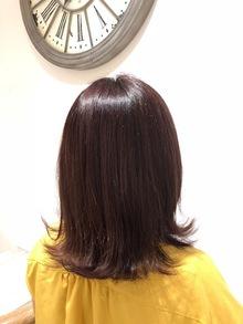 吉祥寺でカラーが可愛い美容室 Hair Salon Sorcier ERIのブログ 「ピンクアッシュ☆*。」