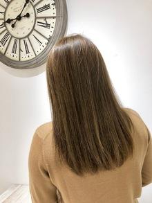 吉祥寺でカラーが可愛い美容室 Hair Salon Sorcier ERIのブログ 「スモーキーマットアッシュ☆*。」