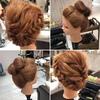 吉祥寺で着付けができる美容室 Hair Salon Sorcier ERIのブログ「ヘアセット練習編☆*。」