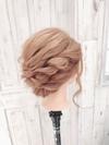 吉祥寺でヘアセットが可愛い美容室 Hair Salon Sorcier ERIのブログ 「きらふわアレンジシリーズ☆*。」