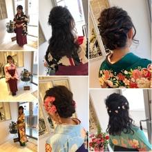吉祥寺で着付けができる美容室 Hair Salon Sorcier ERIのブログ「卒業式2019☆*。」