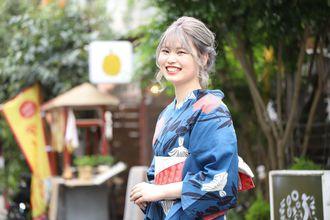 吉祥寺で着付けが出来る美容室 Hair Salon Sorcier ERIのブログ 「今年の夏は浴衣でお祭り気分☆」
