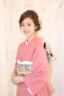 吉祥寺で着付けが出来る美容室 Hair Salon Sorcier ERIのブログ 「大人の着付け☆」
