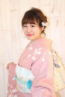 吉祥寺で着付けが出来る美容室 Hair Salon Sorcier ERIのブログ 「成人式のご予約はお早めに☆」